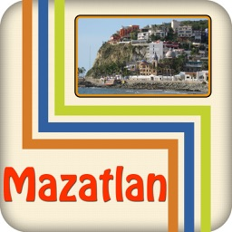 Mazatlan Offline Map City Guide