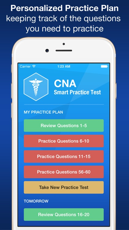 CNA Smart Exam Prep - Practice Test & Study screenshot-3