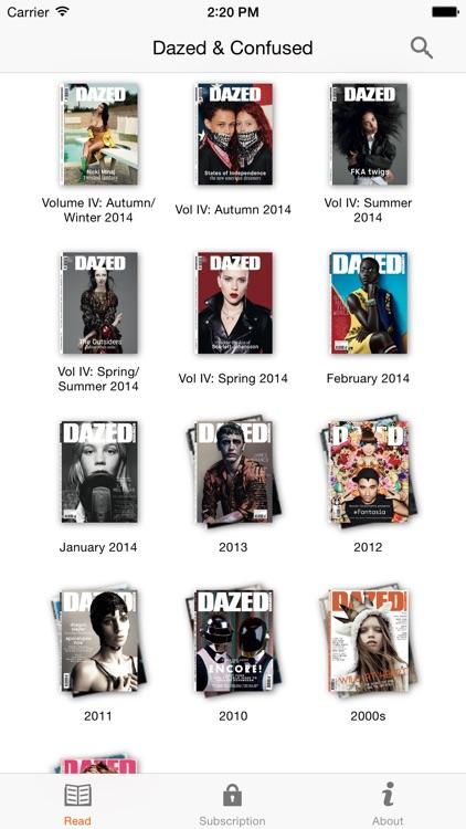 Dazed Magazine
