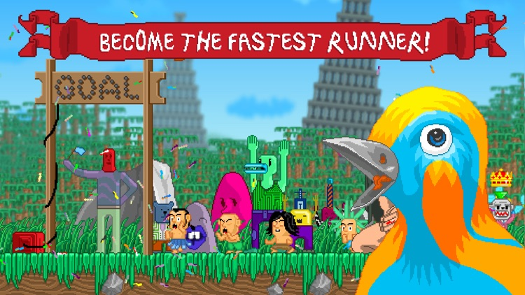 ReRunners: Race for the World screenshot-3