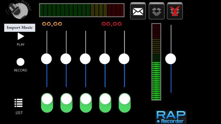 Rap Recorder screenshot-3