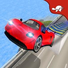 Activities of Real Jet Car Racing Stunts