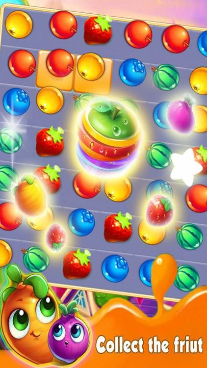 Fruit Jelly Match3 - Link Jam