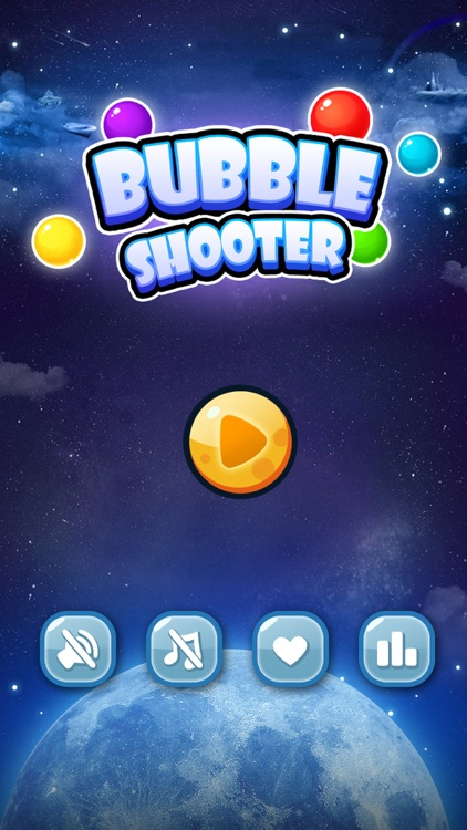 Bubble Shooter Classic Puzzle screenshot-3