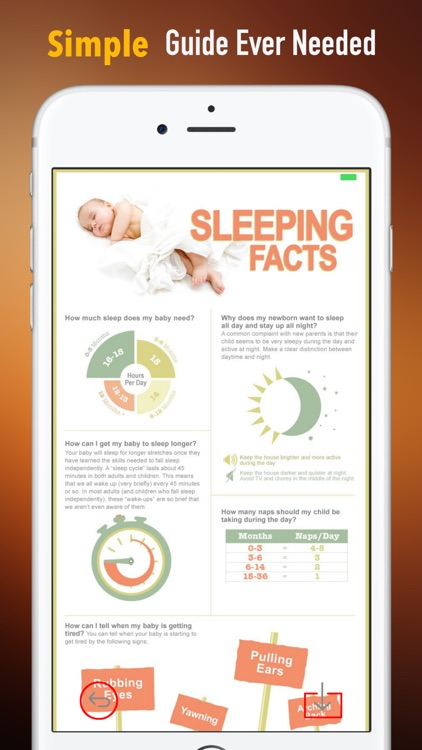 Baby Sleep Training Guide-Tips and Tutorial screenshot-1