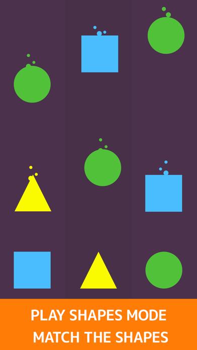 Match Shapes Tiles