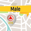 Male 离线地图导航和指南