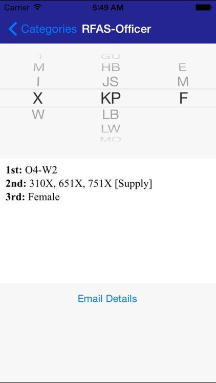Decoder for US Navy screenshot-3