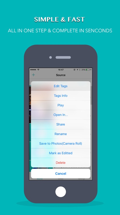 MP3 Tag Editor - Fix Music, Movie, Video Metadata