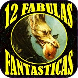 12 Fábulas Fantásticas - AudioEbook