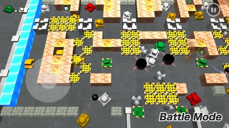 Pocket Tank Bang screenshot-3