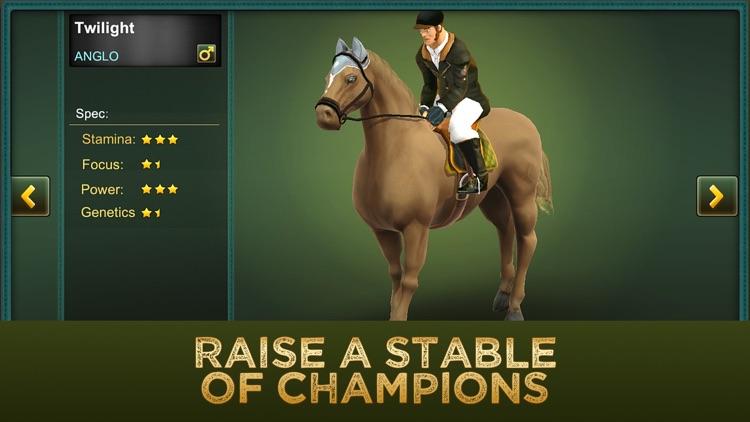 Jumping Horses Champions 2 Free screenshot-3