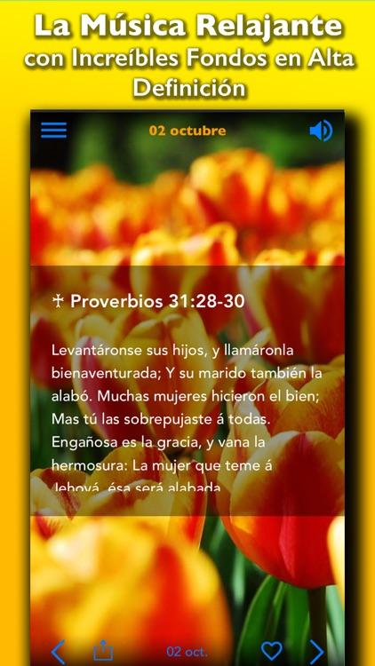 Oraciones Biblicas Diarias – Evangelio Devoción screenshot-0