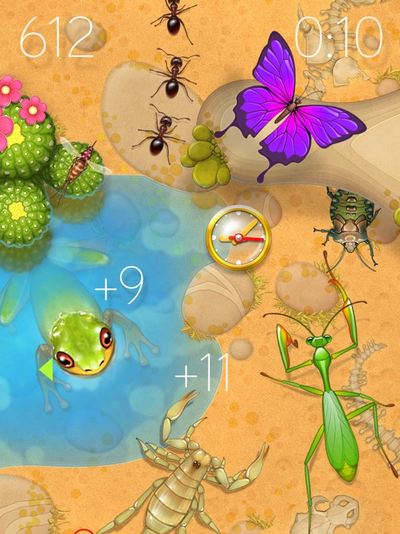 Forest Bugs - an insects in fairytale world! screenshot-4
