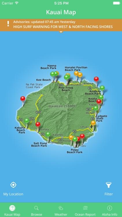 Kauai Beach Guide screenshot-4