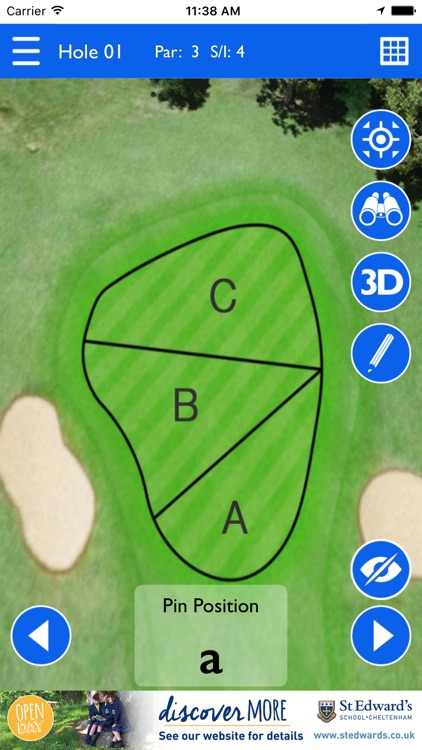 Lilley Brook Golf Club screenshot-3