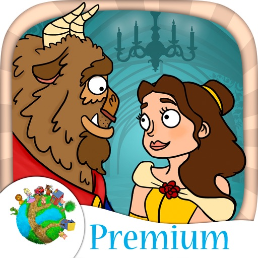Beauty and the Beast classic short stories - Pro app logo