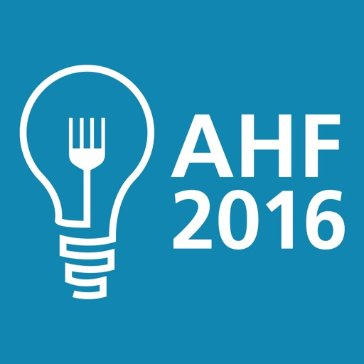 AHF 2016 Conference