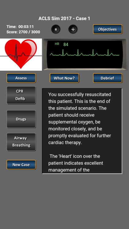ACLS Sim 2017 screenshot-4