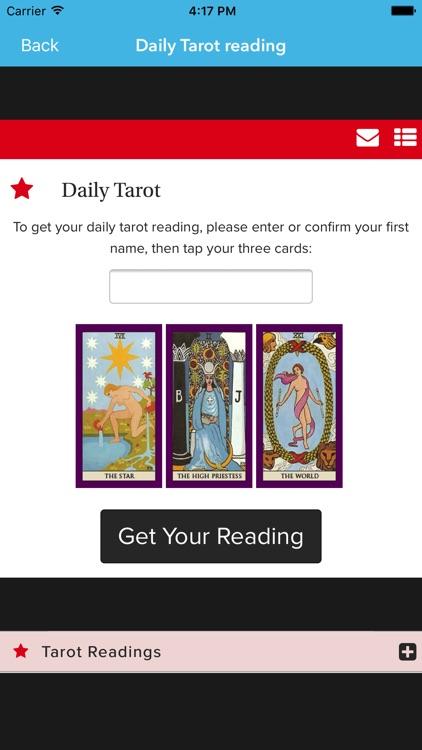 Daily horoscope - Astrology and tarot reading
