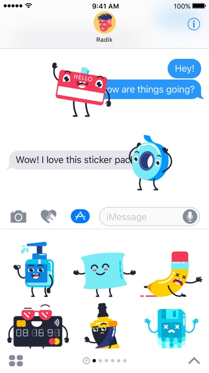 Office Party – Animated Stickers screenshot-3