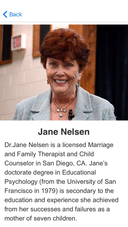 Jane Nelsen -Positive Discipline Summary Audiobook