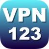 VPN123-Free VPN,無料,国際的なブラウジング,保護,for iPhone&iPad
