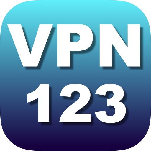VPN123-бесплатноVPN,Международный доступiPhoneiPad