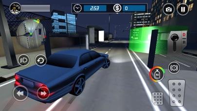 パトカーのエスケープ3D:ナイトモードレーシングチェイスゲームのおすすめ画像5