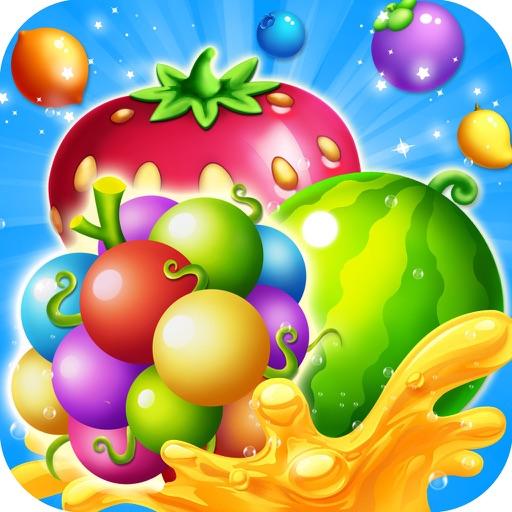 Fruit Garden Mania - Match 3
