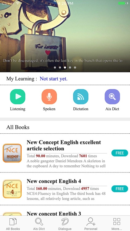New concept English - Listening & Oral Training