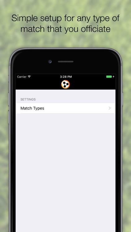 RefWatch - Soccer / Football Referee Watch App