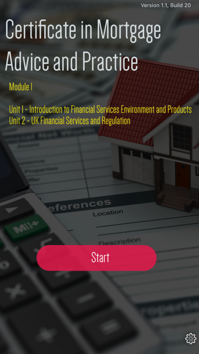 Certificate in Mortgage Advice and Practice CeMAP screenshot one