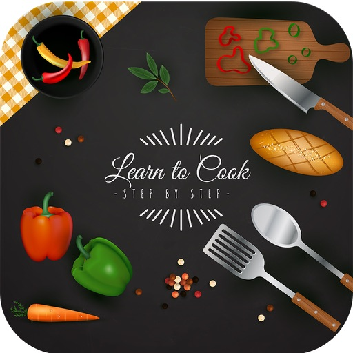 Learn to Cook - Step by Step Video for iPad