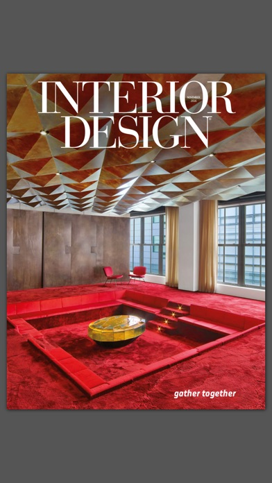 Screenshot for Interior Design Magazine in Peru App Store