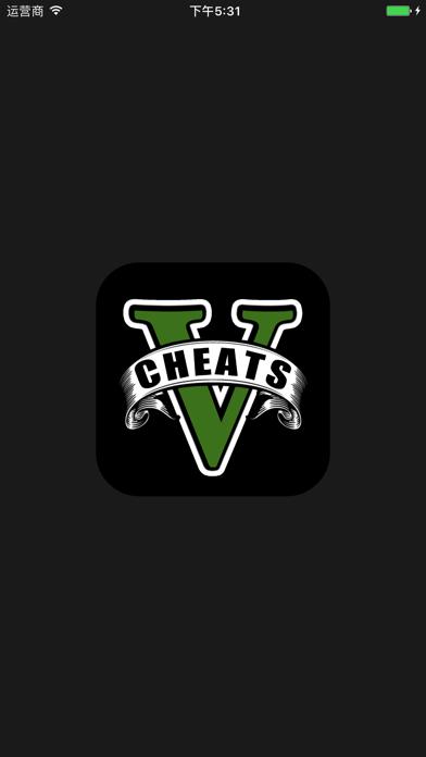 Foto do Cheats for GTA 5 +