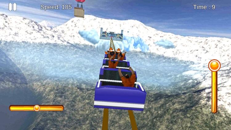 Roller Coaster Simulator 2017 screenshot-3