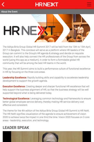 ABG HR Summit - náhled