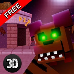 5 Nights at Pizzeria Dead City 3D