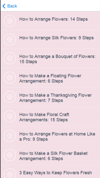 How to Flower Arranging - Tips & Tricks