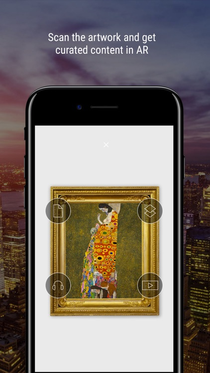 KeyArt: Museum Art Guide in Augmented Reality (AR)