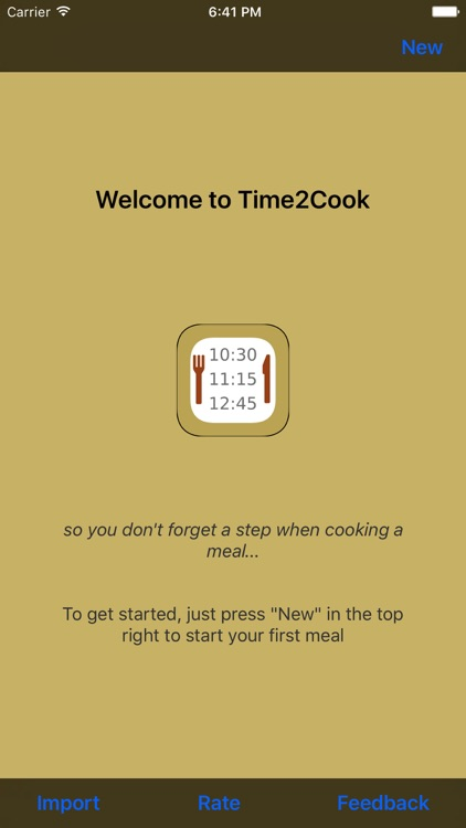 Time2Cook screenshot-0