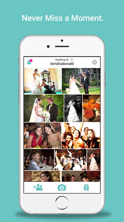 WedPics - Wedding Photo App