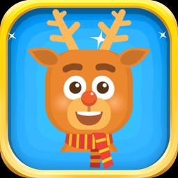 Deer Stickers - Cute Deer Emojis Pack