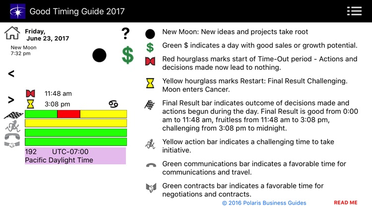 Good Timing Guide 2017 screenshot-3