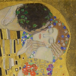 Gustav Klimt Paintings for iMessage