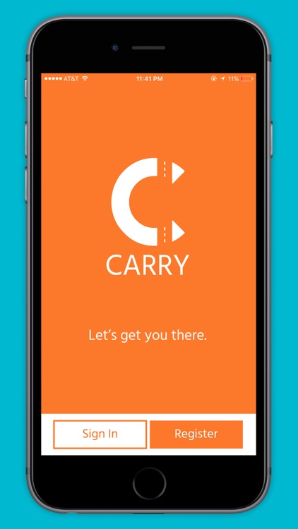 Carry - College Carpooling