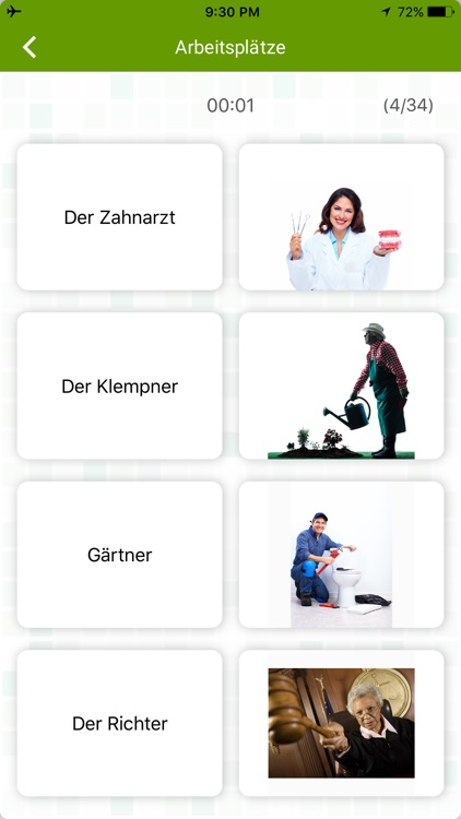 Germany Flashcard for Learning screenshot-3
