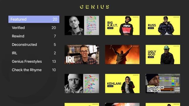 Genius: Song Lyrics & More on the App Store