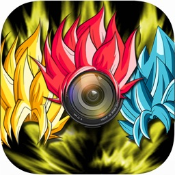 Photo Editor for Dragon Ball Z:God Hair Edition
